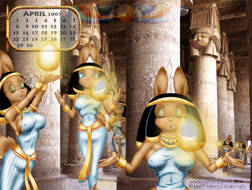 Dendera Easter Temple