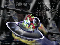 Foo Fighter Small Pix